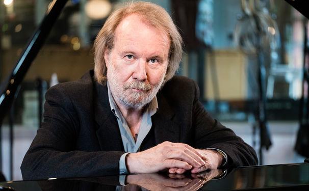 Benny Andersson, Thank you for the music - das Album Piano präsentiert den früheren ABBA-Pianisten Benny Andersson als Solokünstler