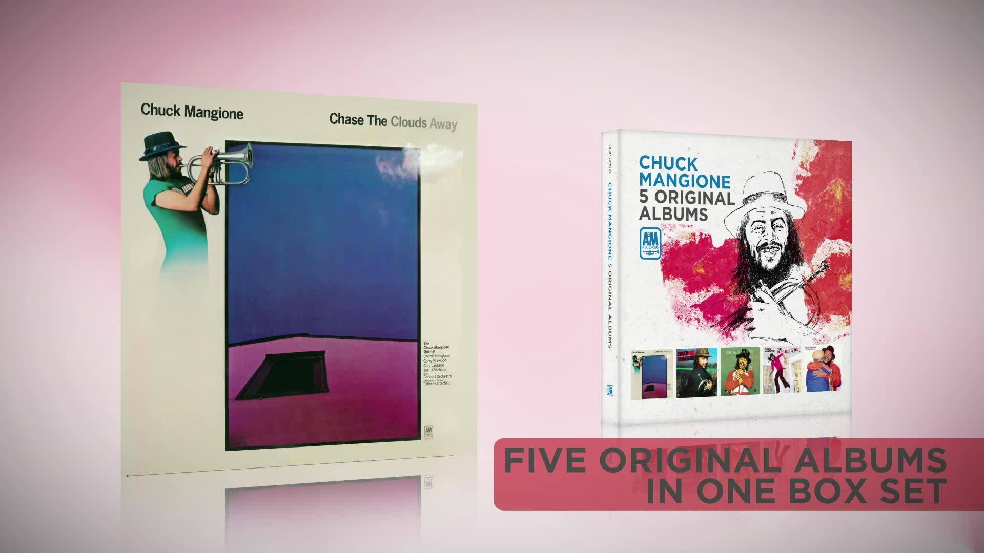 5 Original Albums, Chuck Mangione - 5 Original Albums