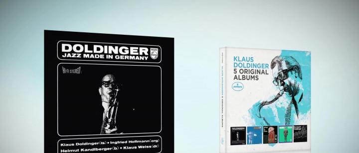 Klaus Doldinger - 5 Original Albums