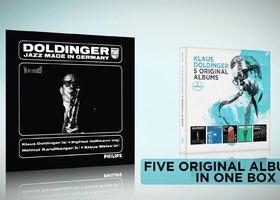 5 Original Albums, Klaus Doldinger - 5 Original Albums