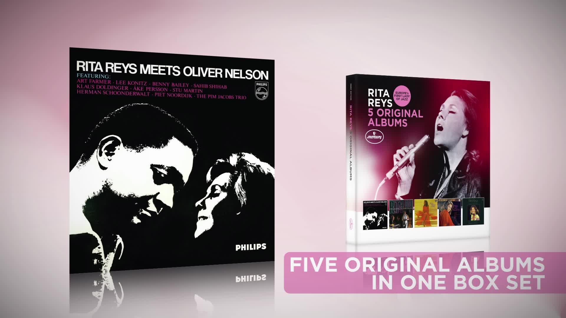 5 Original Albums, Rita Reys - 5 Original Albums
