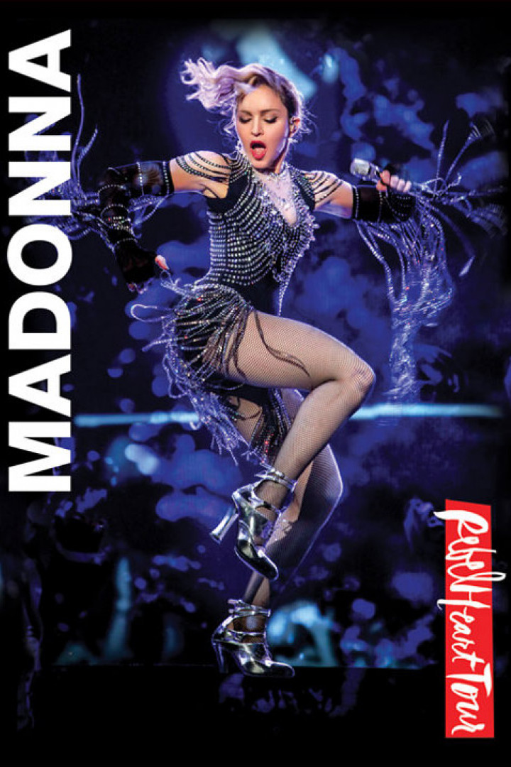Madonna Rebel Heart Tour  DVD