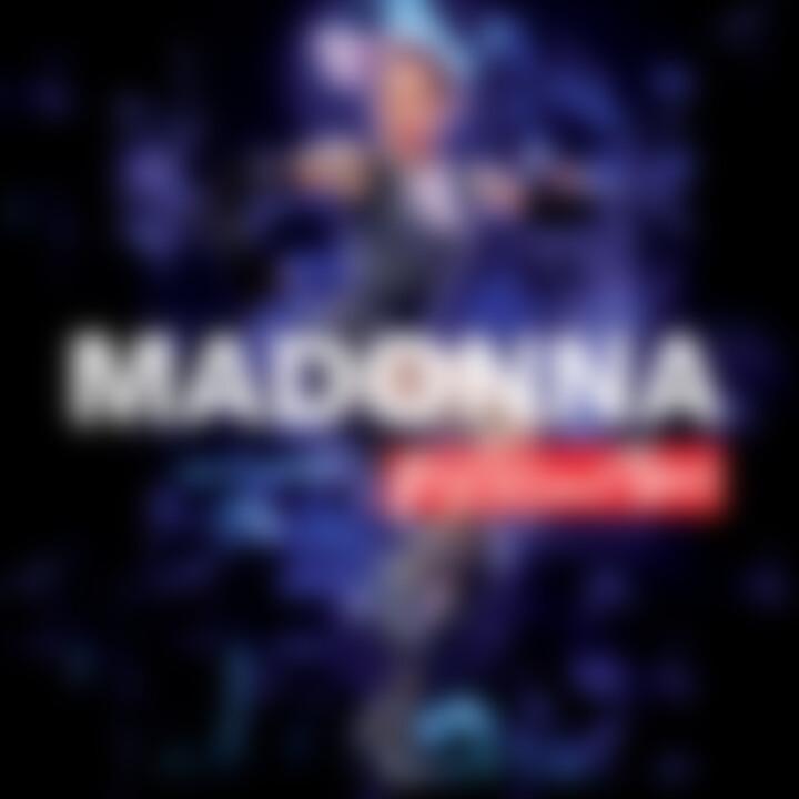 Madonna Rebell Heart Tour - CD