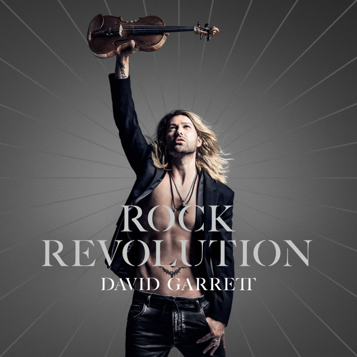 Rock Revolution David Garrett Cover