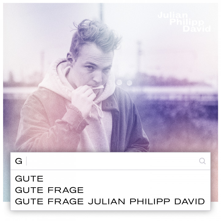 Julian Philipp David - Gute Frage - Cover