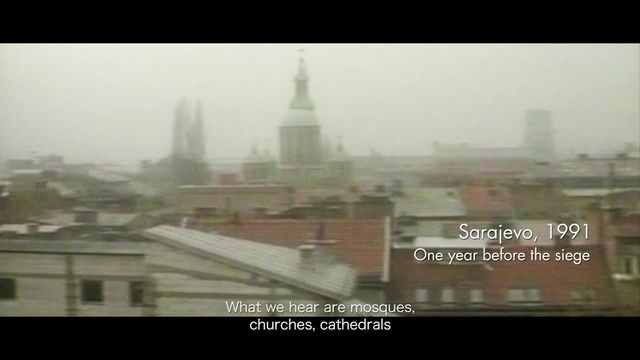 Goran Bregovic, Three Letters From Sarajevo (Trailer)