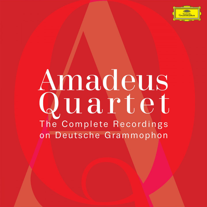 Amadeus Quartet - Complete Recordings On Deutsche Grammophon