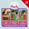 Heidi, Heidi - 3-CD Hörspielbox, Vol. 2 (CGI)