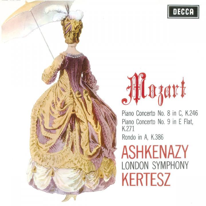 Mozart: Piano Concertos Nos. 8 & 9; Rondo, K.386