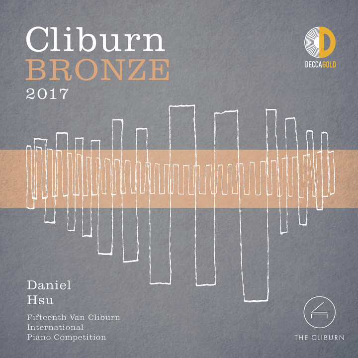 Cliburn Bronze 2017 - 15th Van Cliburn International Piano Competition