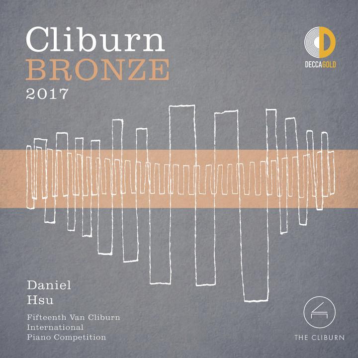 Cliburn Bronze 2017 - 15th Van Cliburn International Piano Competition