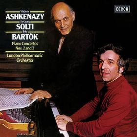 Vladimir Ashkenazy, Bartók: Piano Concertos Nos. 2 & 3, 00028948326167