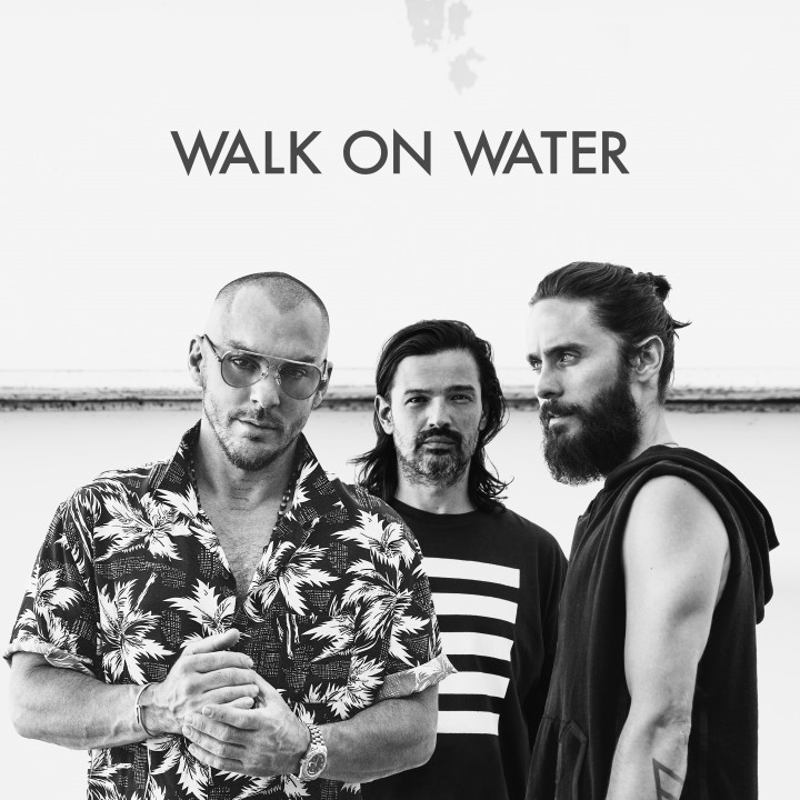 Cover Walk On Water Thirty Seconds To Mars