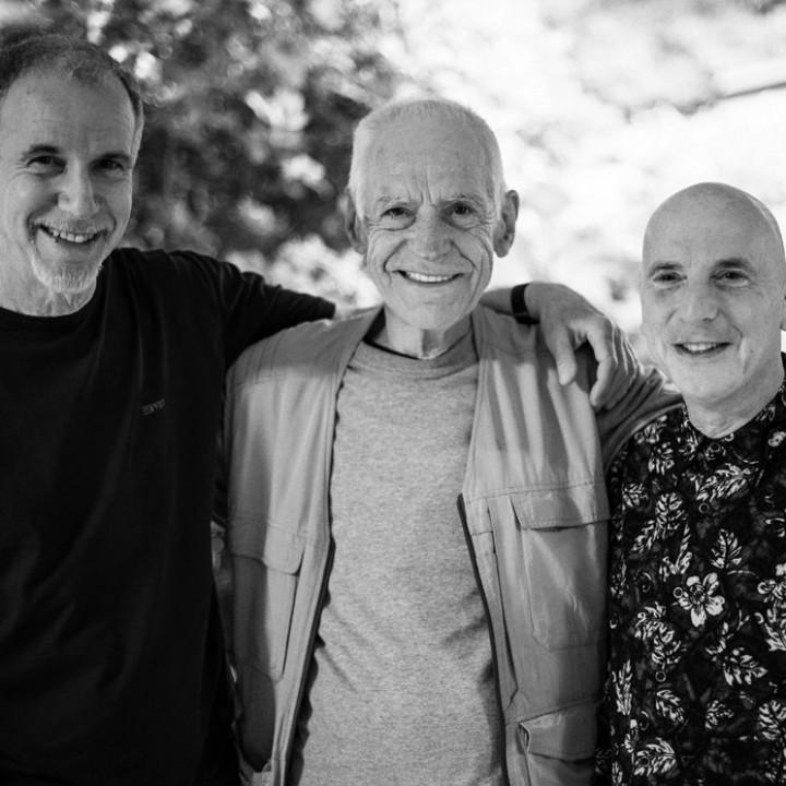 Marc Copland, Gary Peacock. Joey Baron