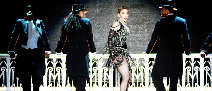 Madonna Material Girl (Live - Rebel Heart Tour)