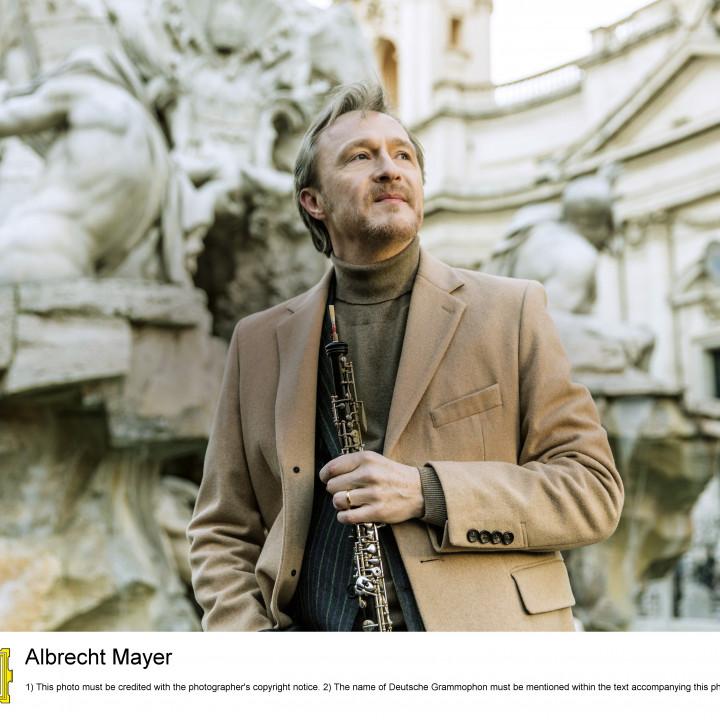 Albrecht Mayer – Tesori d' Italia