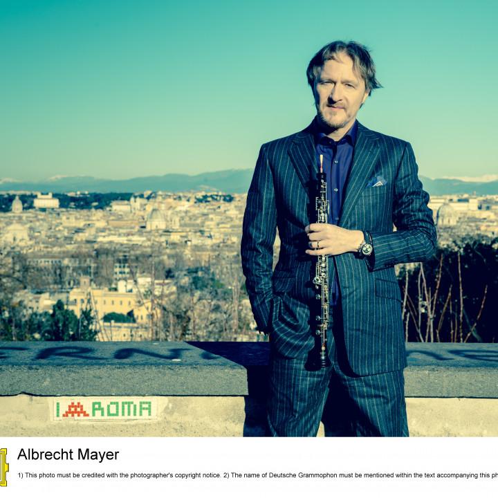 Albrecht Mayer – Tesori d' Italia 1
