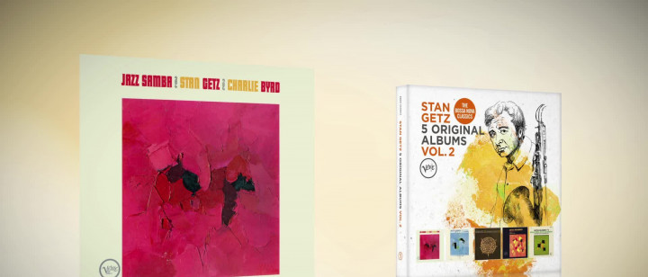 Stan Getz - 5 Original Albums Vol. 2