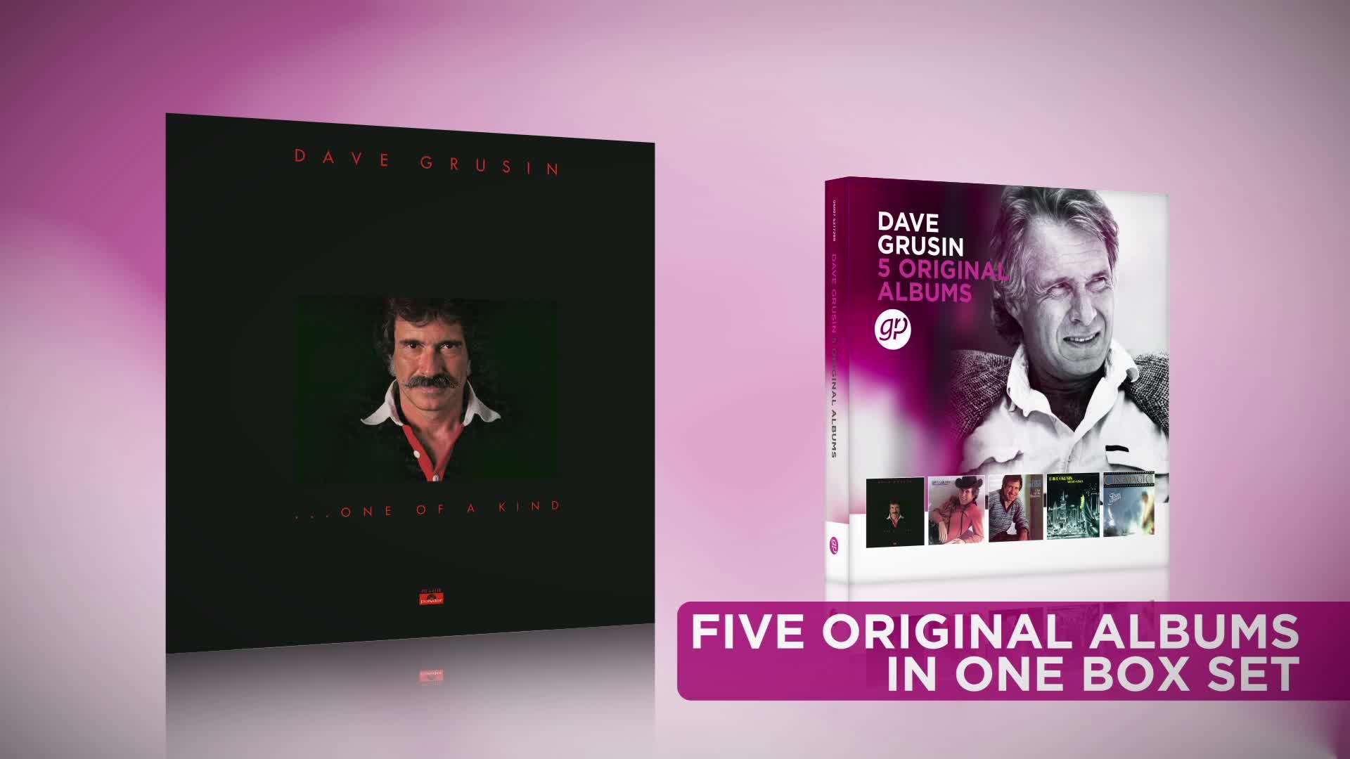5 Original Albums, Dave Grusin - 5 Original Albums