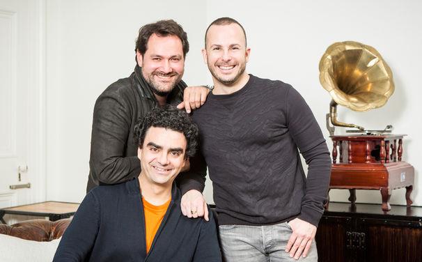 Rolando Villazón, Wohlklingendes Trio - Das Duett-Album von Rolando Villazón, Ildar Abdrazakov und Yannick Nézet-Seguin ist vorbestellbar