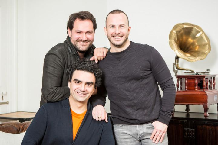 Rolando Villazón, Ildar Abdrazakov, Yannick Nézet-Seguin