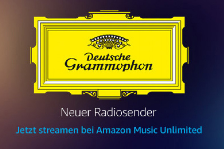 """Deutsche Grammophon"" auf Amazon Music Unlimited"