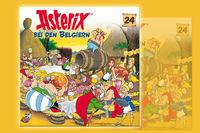 """Asterix, Neues von den Galliern: Das 24. Asterix-Hörspiel """"Asterix bei den Belgiern"""""""
