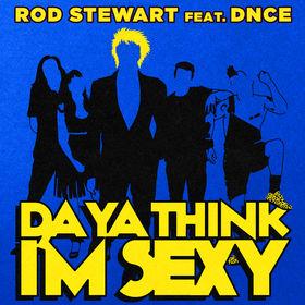 Rod Stewart, Da Ya Think I'm Sexy?, 00602557955187