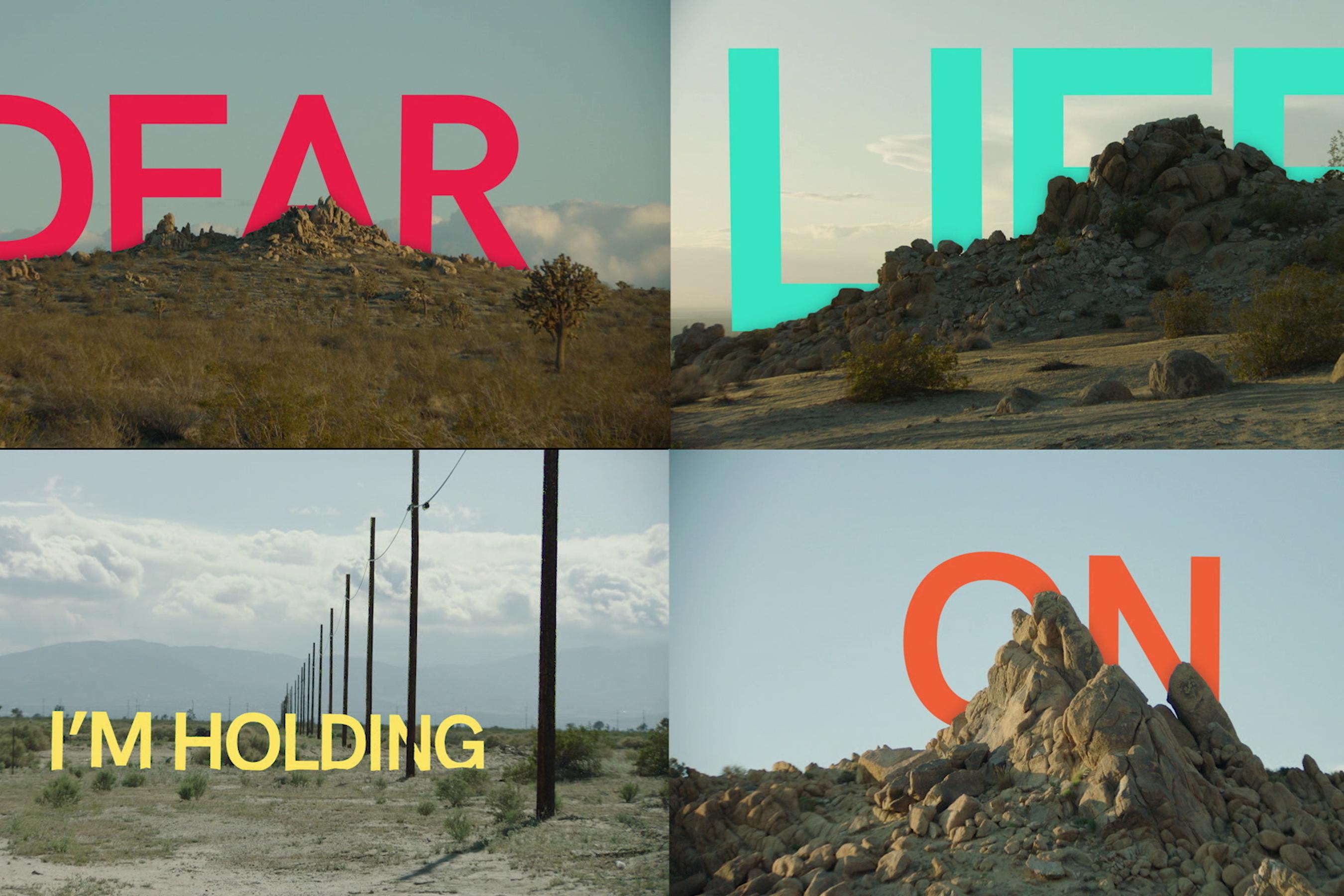 Beck, Dear Life (Lyric Video)