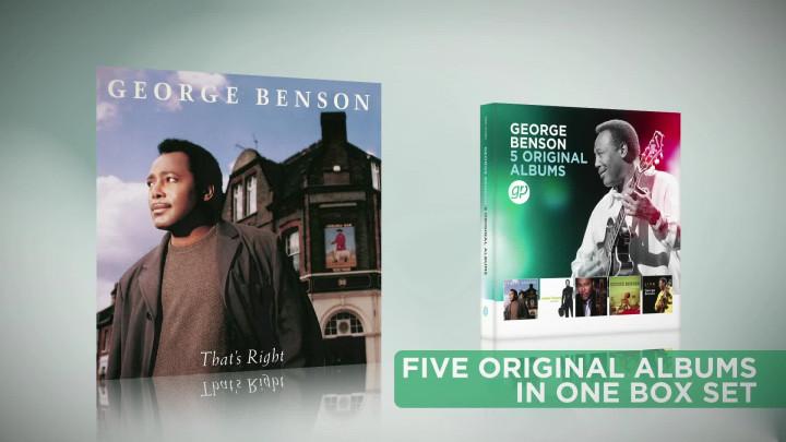 George Benson - 5 Original Albums