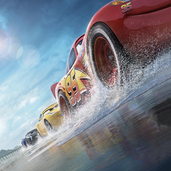 Cars Filmausschnitt 2