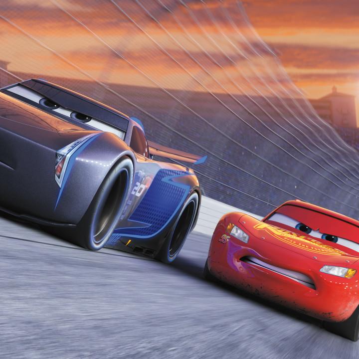 Cars Filmausschnitt 3