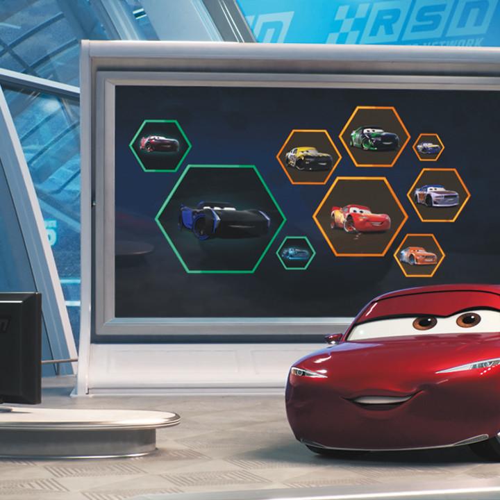 Cars Filmausschnitt 6