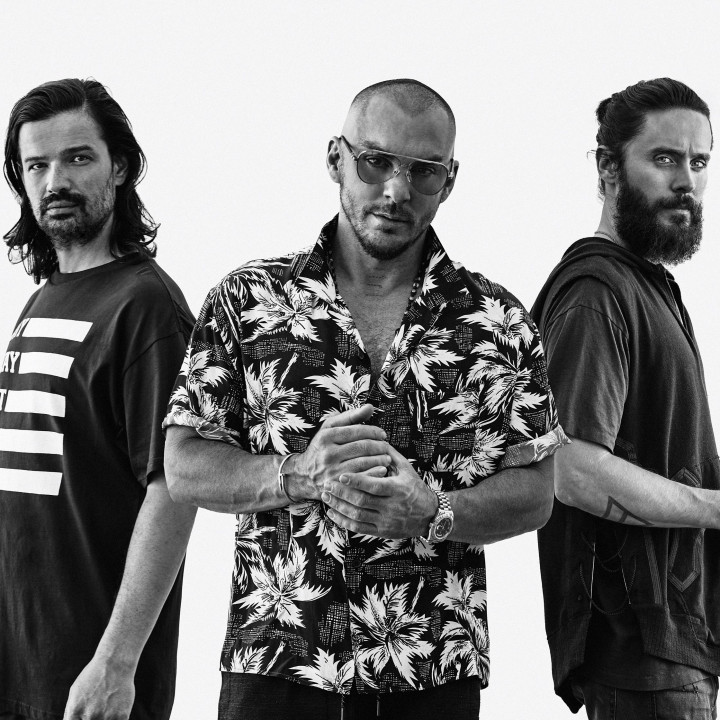 Thirty Seconds To Mars 2017