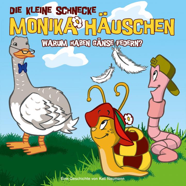 Die kleine Schnecke Monika Häuschen   Musik   02: Warum