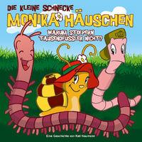 Die kleine Schnecke Monika Häuschen, 01: Warum stolpern Tausendfüßler nicht?, 00602557929423