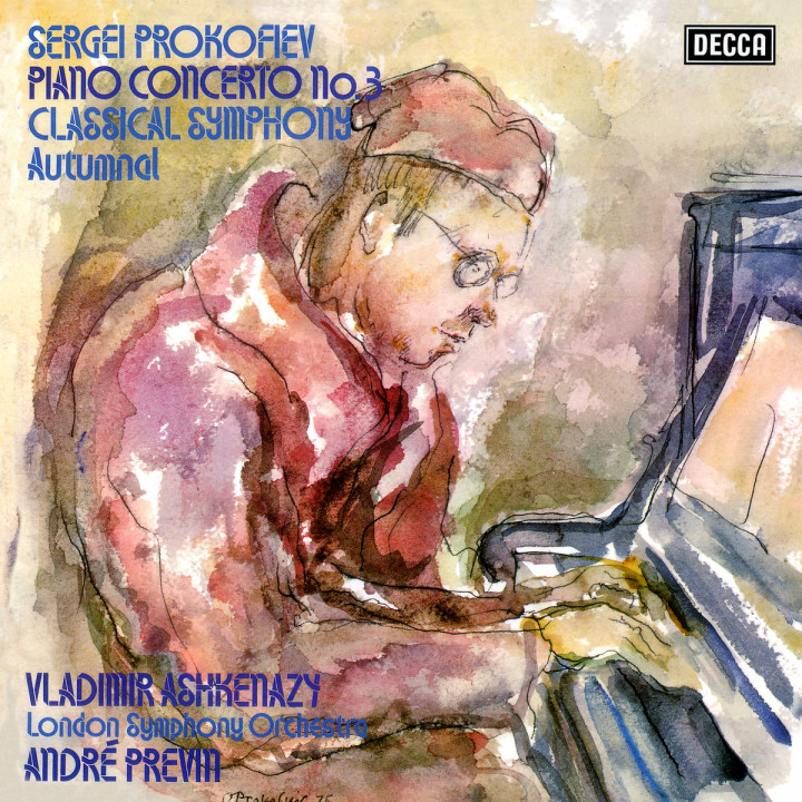 Prokofiev: Piano Concerto No.3; Classical Symphony; Autumnal