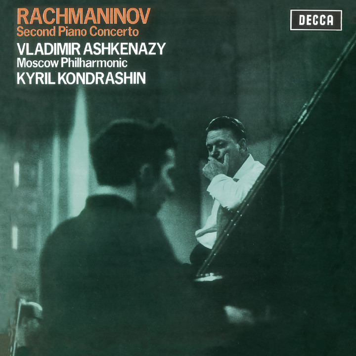 Rachmaninov: Piano Concerto No.2; 3 Etude-Tableaux