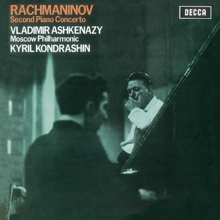 Rachmaninov: Piano Concerto No.2; 3 Etude-Tableaux