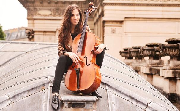 Camille Thomas, Elgar: Cello Concerto