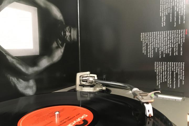 Roy Ayers - JazzEcho Plattenteller