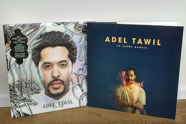 Adel Tawil, Gewinnt Album Vinyls von Adel Tawil: Wir verlosen Lieder und So schön anders