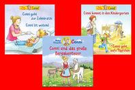Conni, Gleich drei neue Conni-Hörspiele sorgen für beste Kinderunterhaltung