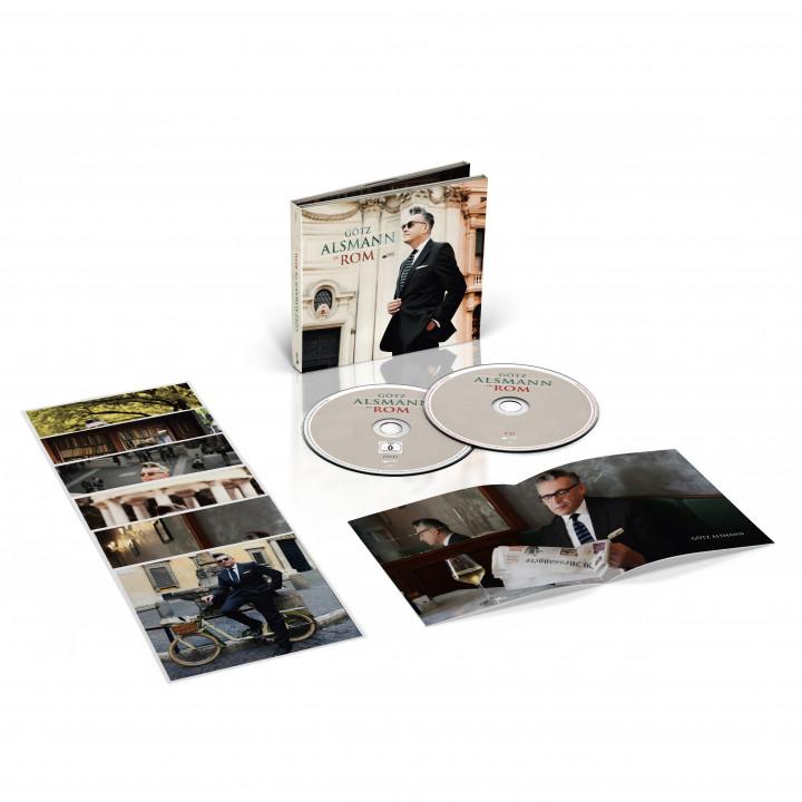 Götz Alsmann - In Rom (Limited Deluxe Edition CD + DVD)