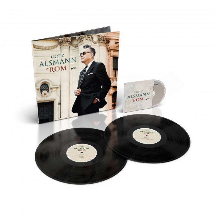 Götz Alsmann - In Rom (2LP, Limited Edition)