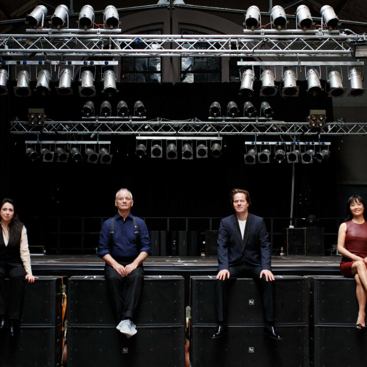 Vanessa Perez, Bill Murray, Jan Vogler, Mira Wang