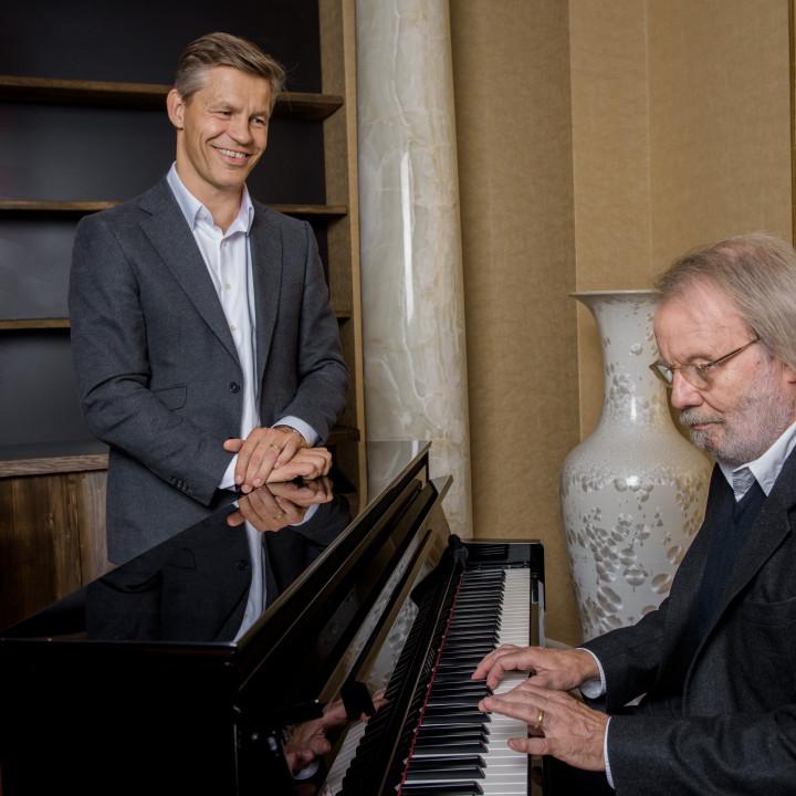 Frank Briegmann, Benny Andersson
