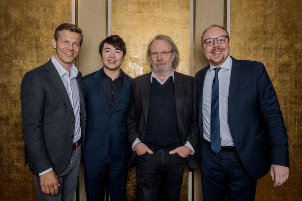 Lang Lang, Bill Murray & Jan Vogler, Lang Lang und Benny Andersson bereichern Universal Inside Tagung