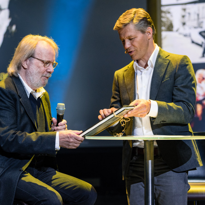 Benny Andersson, Frank Briegmann