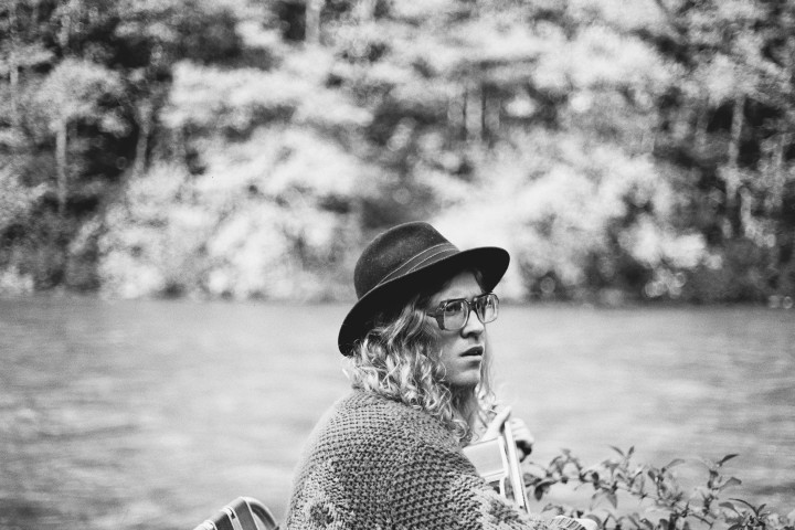 Allen Stone by Lonnie Webb